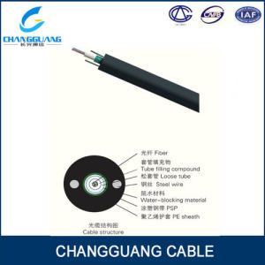 Light Armored Aerial Fiber Cable 8 Core Fiber Cable Price