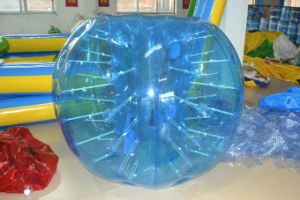 Customized Outdoor Inflatable Soccer Bubble Ball for Sale pictures & photos