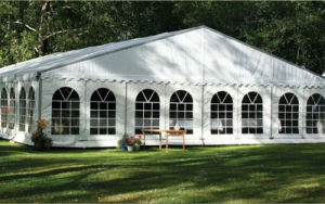 Hot Sale Festival Party Tent, Square Tent, Wedding Event Tent with PVC Sidewall pictures & photos