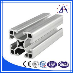 6061-T6 Anodized Round Aluminum Extrusion pictures & photos