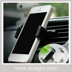 360 Degree Rotation Universal Outlet Car Mount Holder pictures & photos