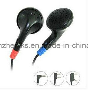 Headphone Factory in Ear Aviation Disposable Earphone pictures & photos