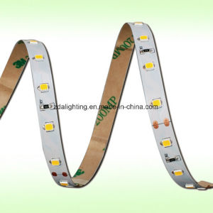 "12V-24V 60LEDs/M SMD2835 4000k White ""S"" Shape LED Strip Light pictures & photos"