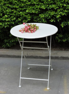 Metal Simple Patio Table Set for Outdoor Use pictures & photos
