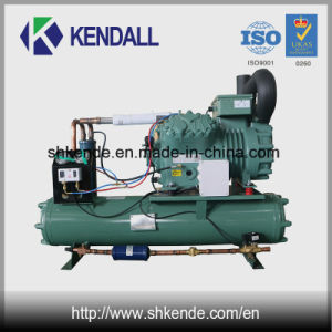 Water Cooled Refrigeration Compressor Condensing Unit pictures & photos
