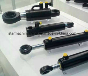 Factory Manufacturing Double Acting Telescopic Hydraulic Cylinder pictures & photos