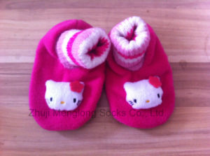 Most Popular Girl Shoelike Socks Slipper