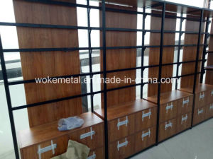 Wood Material Bontique Store Shelving pictures & photos