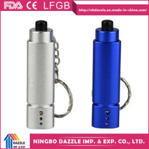 Promotional Best Triangle Mini 3 LED Keyring Flashlight pictures & photos
