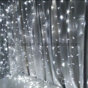 3X2m LED Holiday Light Christmas Decorative Curtain Lights pictures & photos