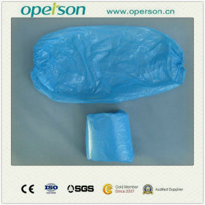 Disposable Environmental Protection Plastic Shoe Covers pictures & photos
