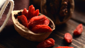 Organic Chinese Goji Berry, Chinese Wolfberry, Traditional Chinese Medicine pictures & photos