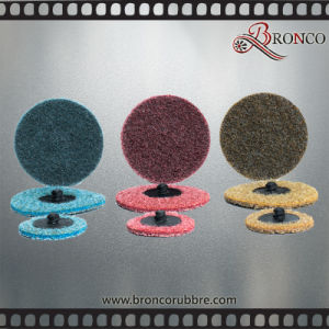 Non Woven Quick Change Surface Conditioning Abrasive Discs pictures & photos