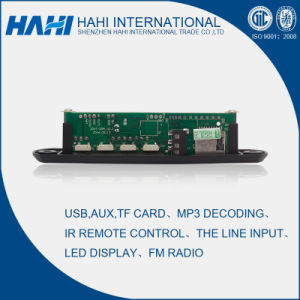Original Q9a MP3 Player Electronic Decoder Integrated Circuit Board pictures & photos