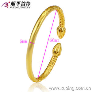 51067 Fashion 24k Gold Plated Bangle Hot Sale in Trinidad and Tobago pictures & photos