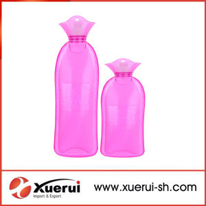PVC Hot Water Bottle with Different Shapes pictures & photos
