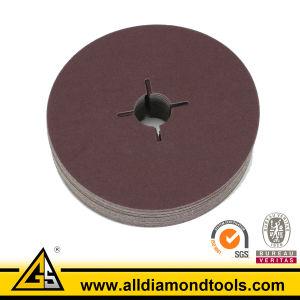 Abrasive Silicon Carbide Fibre Disc pictures & photos