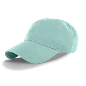 Brushed Cotton Twill Sandwich Embroidery Sport Baseball Cap pictures & photos