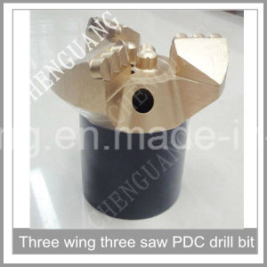 High Quality PDC Rock Cutter Insert Water Well Drilling Bit pictures & photos
