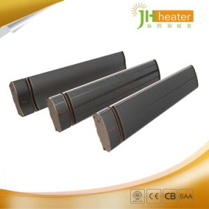 Electric Patio Heater Better Than Gas Heater with Ce, SAA (JH-NR18-14A) pictures & photos