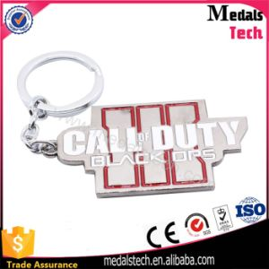 Stainless Steel Key Chain Custom Metal Key Ring Souvenir pictures & photos