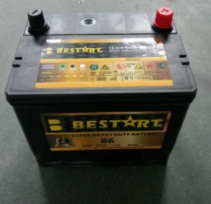 USA Standard Automotive Car Battery SMF Bci-86 pictures & photos