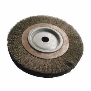 Disc Wire Brush for Polishing pictures & photos