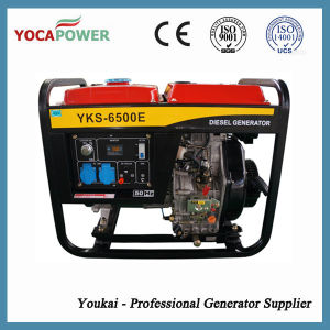 5kw Small Electric Power Diesel Generator Set pictures & photos