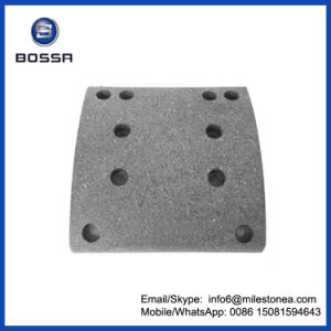 Non-Asbestos Truck Brake Lining 6594230810 for Benz pictures & photos