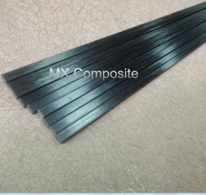 High Quality Carbon Fiber Pole with Rectangular Shape pictures & photos