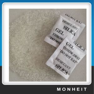Type a White Silica Gel for Cosmetic Bag Use