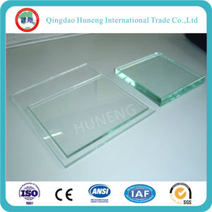 3mm 4mm 5mm Clear Glass Float Glass with ISO Ce pictures & photos