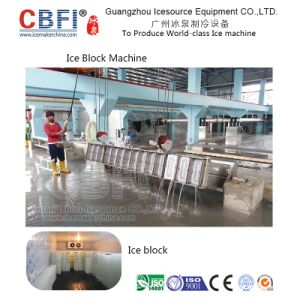 High Quality Block Ice Making Machine with Ce Confirmed pictures & photos