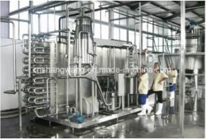 Coconut Milk Tea Juice Can Production Line/Equipment Machinery pictures & photos