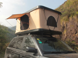 Hot Sale New Design ABS Hard Shell Roof Top Tent Family Tent pictures & photos