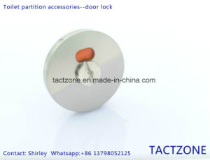 Good Selling Ordinary Toilet Cubicle Partition Fittings Door Lock pictures & photos