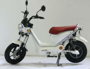 New Model Electric Bike Scooter with Pedals pictures & photos