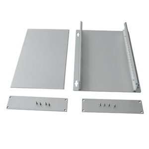 Ae-069 Aluminum Extrusion Enclosure with Mounting Bracket pictures & photos