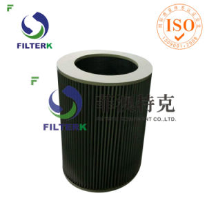 Filterk G8.0 Polyester Natural Gas Filter Cartridge pictures & photos