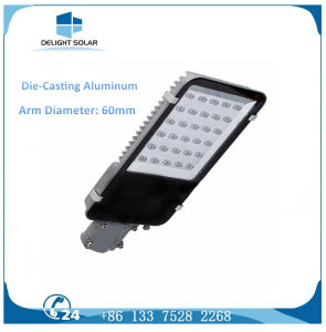 AC Die-Casting Aluminum Single Arm LED Outdoor Street Light pictures & photos