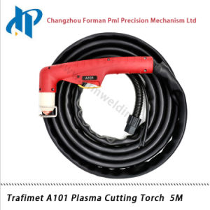 Trafimet A101 Portable Plasma Welding Torch 5m with Central Connector pictures & photos