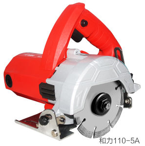 110mm 1200W Professional Powerful Marble Cutter (110-5A) pictures & photos