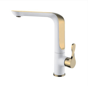 New Design Antique Brass Basin Mixer & Faucet (ZF-286) pictures & photos
