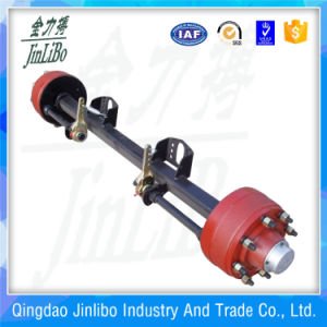 Small Capacity Trailer Axle Agricultural Axle pictures & photos