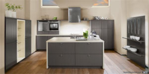 Design Best MDF Board for Small Kitchen Cabinet pictures & photos