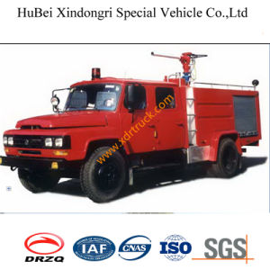 2ton Dongfeng 4*2 6*4 Dry Powder Fire Truck Euro2 pictures & photos