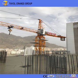 5010 5ton Tower Crane Manufacturer Construction Site Machines pictures & photos