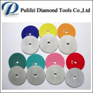 Diamond Polishing Stone Machine Granite Polishing Pad for Angle Grinder pictures & photos