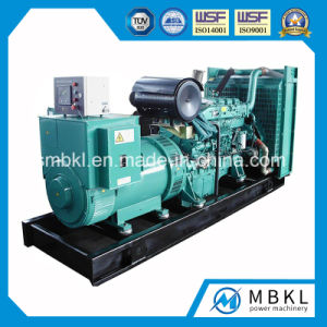 50kw/62.5kVA Diesel Electric Generator Manufacturer with Yuchai Engine pictures & photos