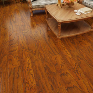 Floating Solid Wood Flooring for Living Room pictures & photos